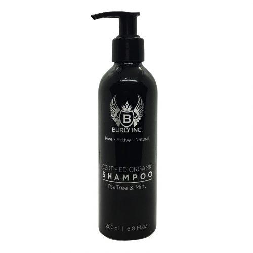 Certified Organic Shampoo